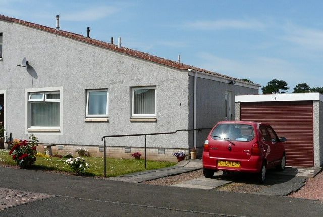 Thumbnail Bungalow for sale in Mordington Avenue, Tweedmouth, Berwick Upon Tweed, Northumberland