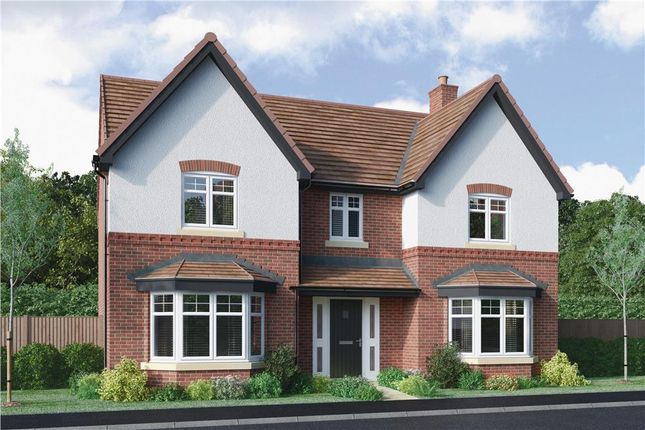 """Thumbnail Detached house for sale in """"Inkberrow"""" at Burton Road, Streethay, Lichfield"""
