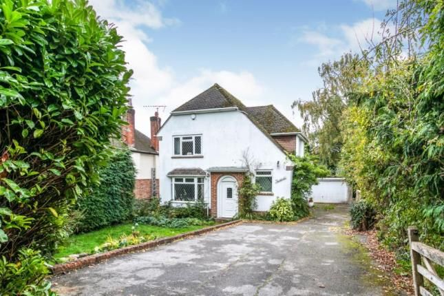 Thumbnail Detached house for sale in Bearwood, Bournemouth, Dorset