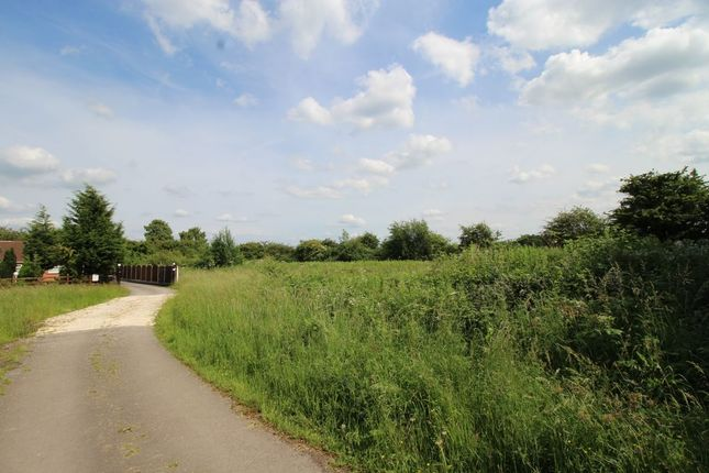 Thumbnail Land for sale in Building Plots Rushy Moor Lane, Askern, Doncaster