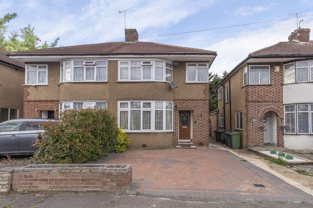 Thumbnail Semi-detached house to rent in Elgin Avenue, Harrow