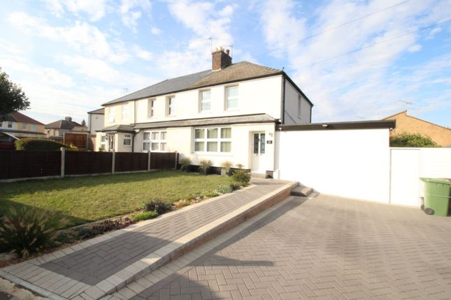Thumbnail Semi-detached house for sale in Myrtle Road, Dartford, Kent