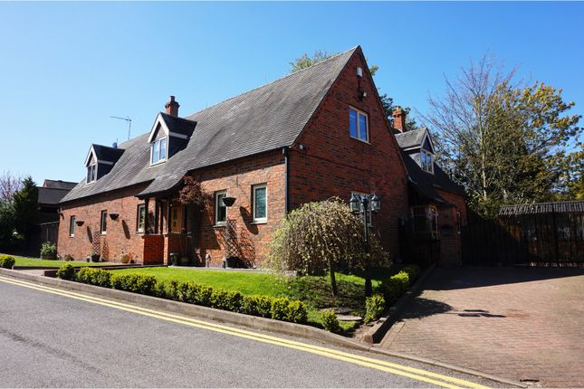 Thumbnail Detached house for sale in Barn Close, Castle Donington