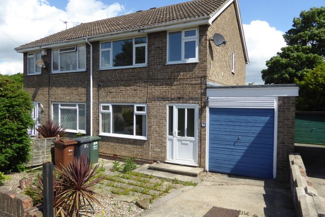 Thumbnail Semi-detached house to rent in Oban Close, Tingley, Wakefield