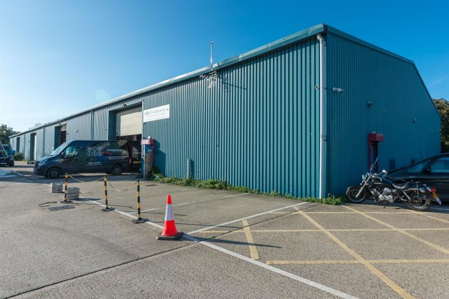 Thumbnail Warehouse to let in Old Timber Yard Industrial Estate, Manston Road, Ramsgate