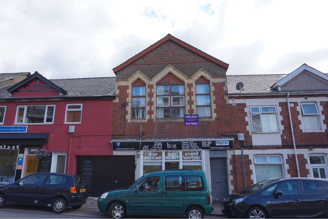 Thumbnail Maisonette for sale in Richmond Road, Pontnewydd