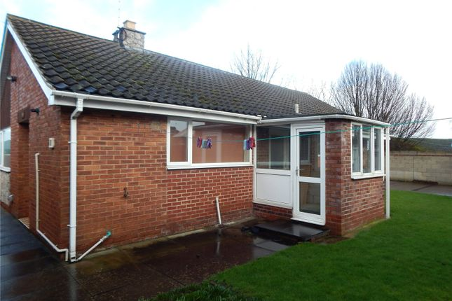 Thumbnail Bungalow to rent in Derby Road, Heanor, Derbyshire