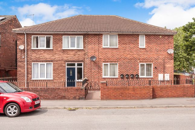 Thumbnail Semi-detached house for sale in Vale Crescent, Knottingley