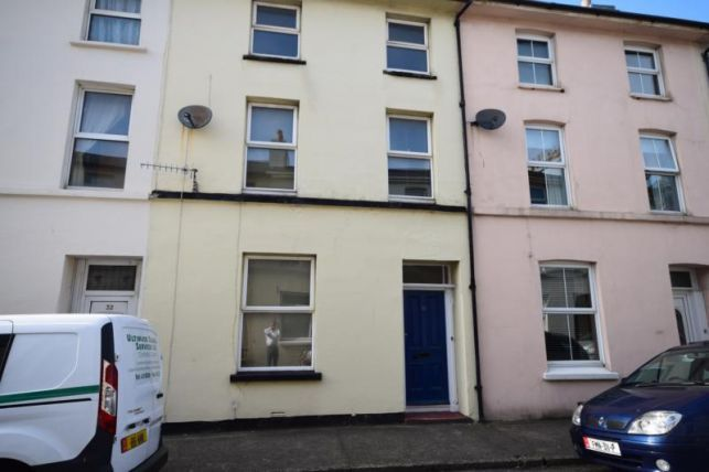 Thumbnail Terraced house to rent in Princes Street, Douglas
