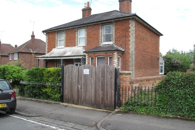 Thumbnail Detached house to rent in Hamilton Road, Reading