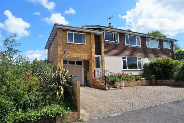 Thumbnail Semi-detached house for sale in Blunden Lane, Yalding