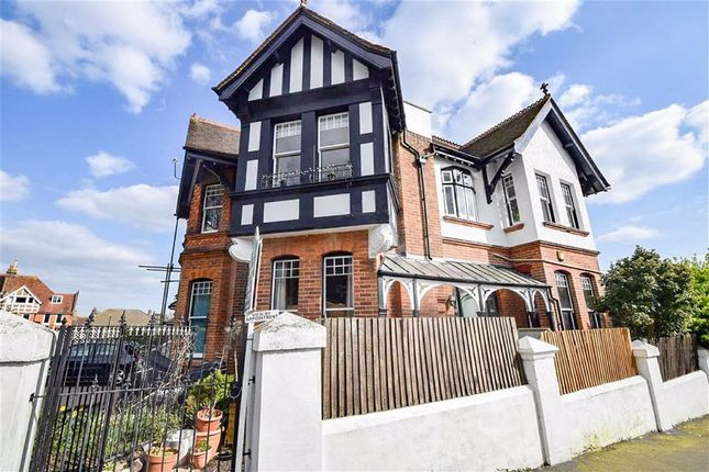 Thumbnail Flat for sale in St Matthews Gardens, St Leonards-On-Sea, East Sussex