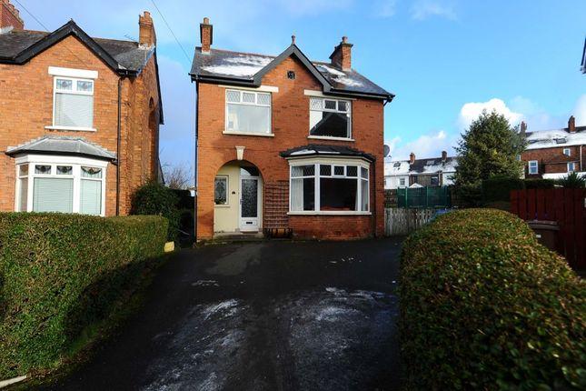 Thumbnail Detached house for sale in Irwin Crescent, Ballyhackamore, Belfast