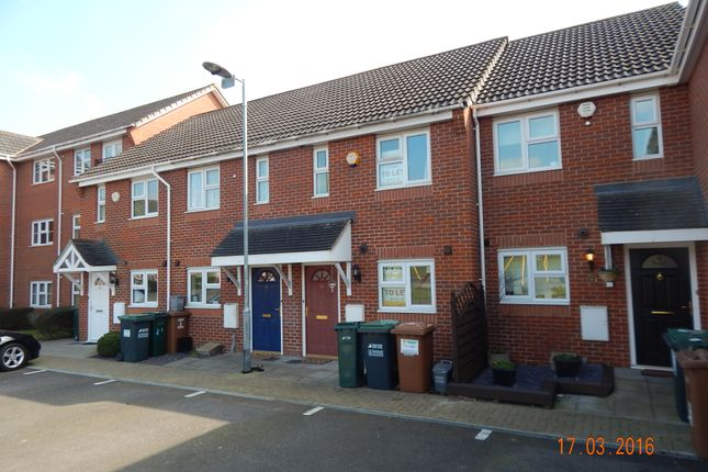 Thumbnail Terraced house to rent in Mary Way, Watford