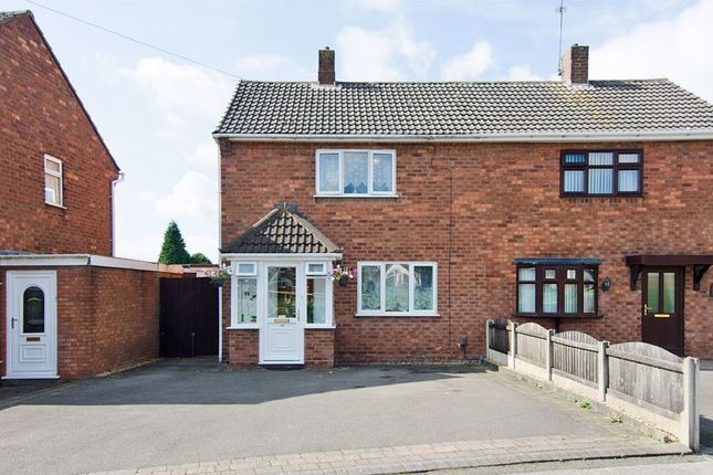 2 bed semi-detached house for sale in Broad Lane, Pelsall, Walsall WS4