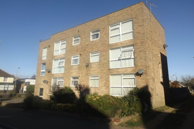 Thumbnail Flat to rent in Beach Station Road, Felixstowe