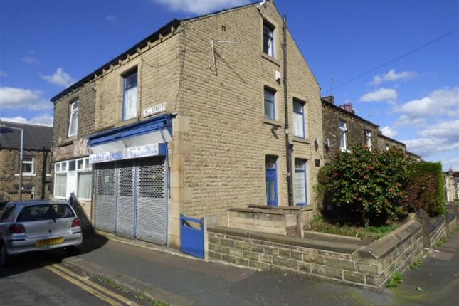 Thumbnail Retail premises for sale in Mill Street & 38 Row Street, Crosland Moor, Huddersfield