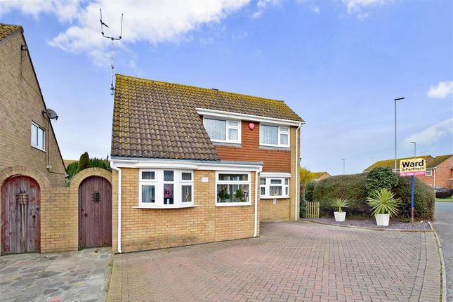 Thumbnail Detached house for sale in Summerfield Road, Palm Bay, Margate, Kent