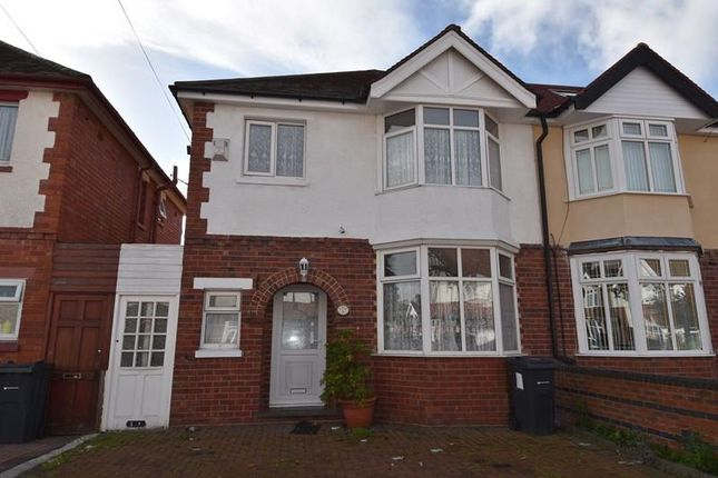 3 bed semi-detached house for sale in Phipson Road, Sparkhill, Birmingham