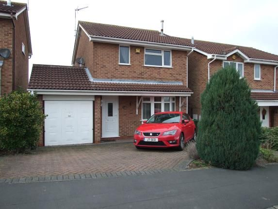 Thumbnail Detached house for sale in Countrymans Way, Shepshed, Loughborough, Leicestershire