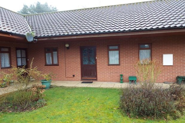 2 bed bungalow to rent in Reepham Road, Briston, Melton Constable