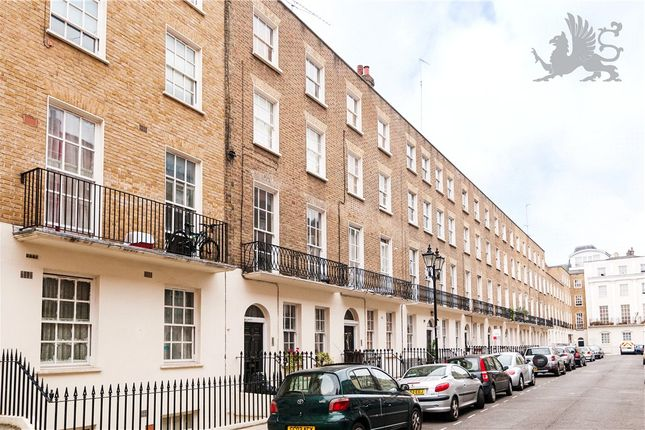 Thumbnail Flat to rent in Burton Street, London