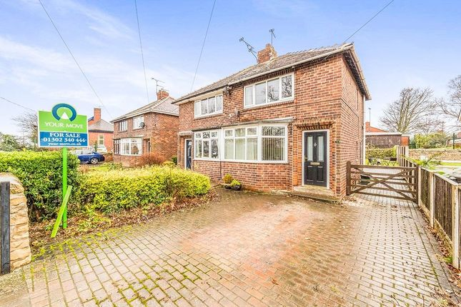 Thumbnail Semi-detached house for sale in Campsall Balk, Norton, Doncaster