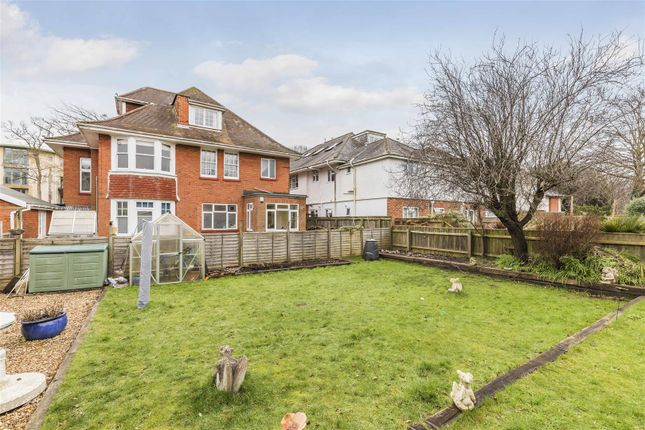 Thumbnail Flat for sale in Beechwood Avenue, Bournemouth