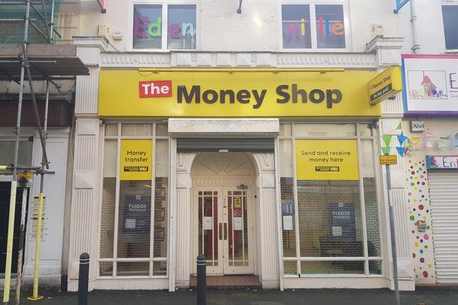 Thumbnail Retail premises to let in Grange Road West, Birkenhead