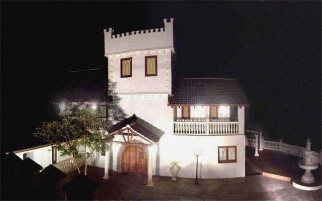 Villa By Night of Spain, Málaga, Alhaurín El Grande
