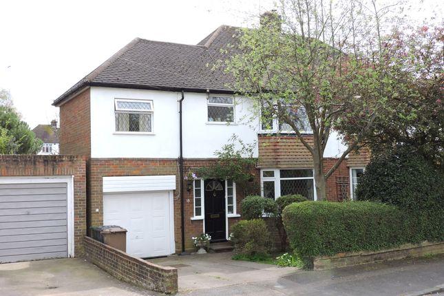 Thumbnail Semi-detached house for sale in Avebury Avenue, Luton