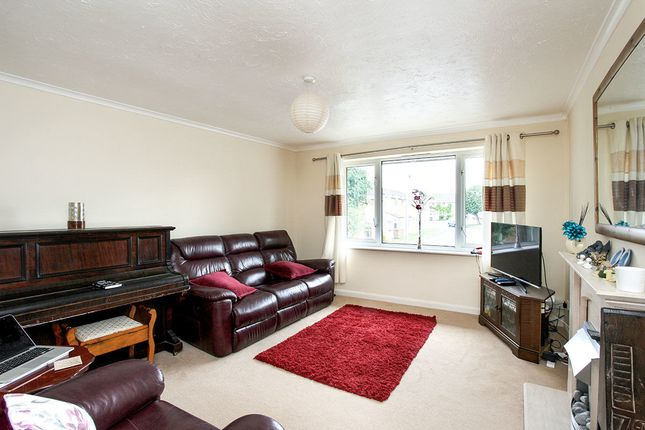 Thumbnail Flat for sale in Abbatt Close, Ludgershall, Andover