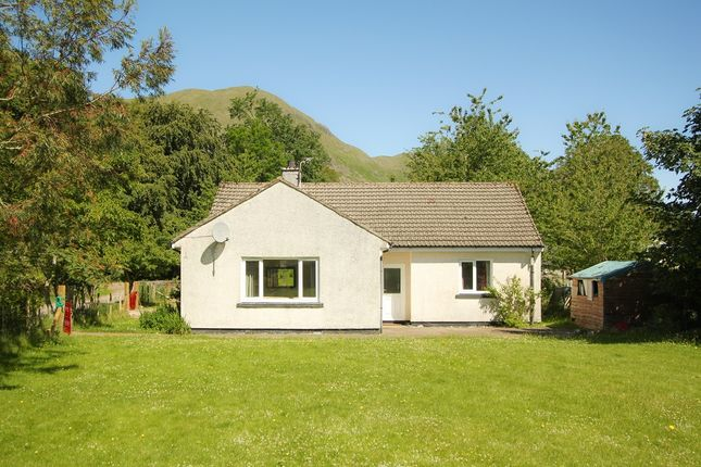 Thumbnail Detached bungalow for sale in Clovullin, Ardgour, Fort William, Inverness-Shire