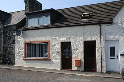 2 bed terraced house for sale in 7 Station Road, Newton Stewart