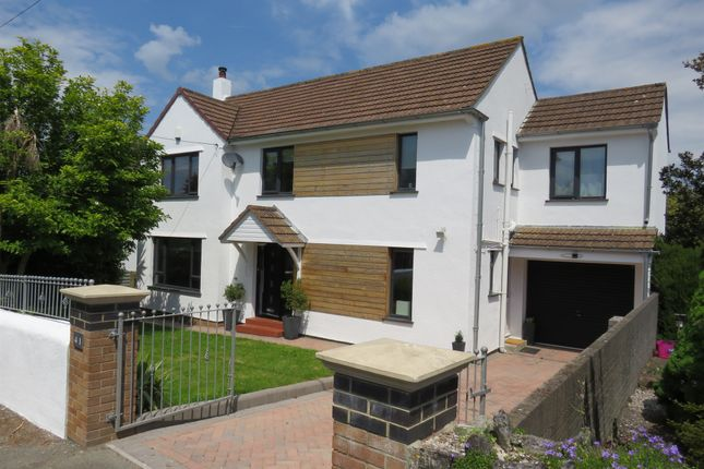 Thumbnail Detached house for sale in Chaddlewood Close, Plympton, Plymouth