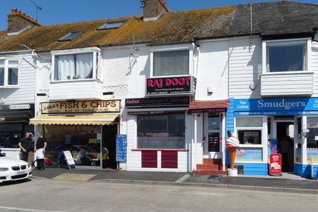 Thumbnail Restaurant/cafe to let in Pier Road, Littlehampton