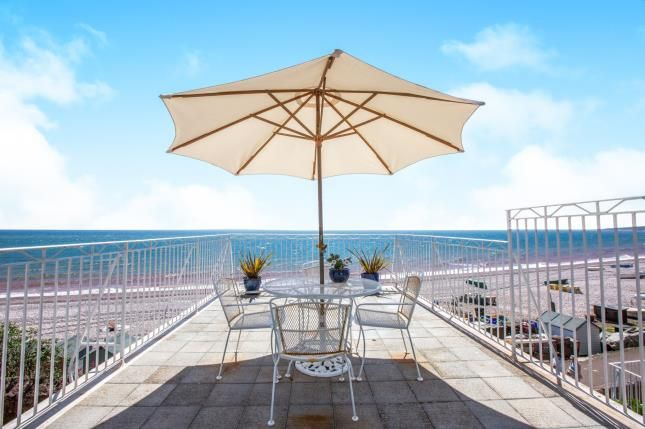 Thumbnail Maisonette for sale in Budleigh Salterton, Devon