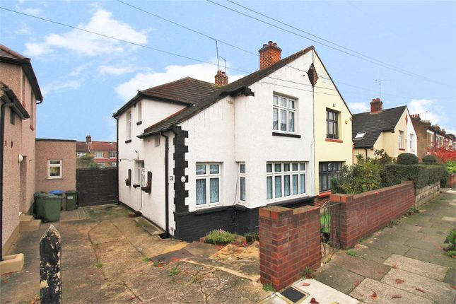 Thumbnail Semi-detached house for sale in Woodhurst Road, London