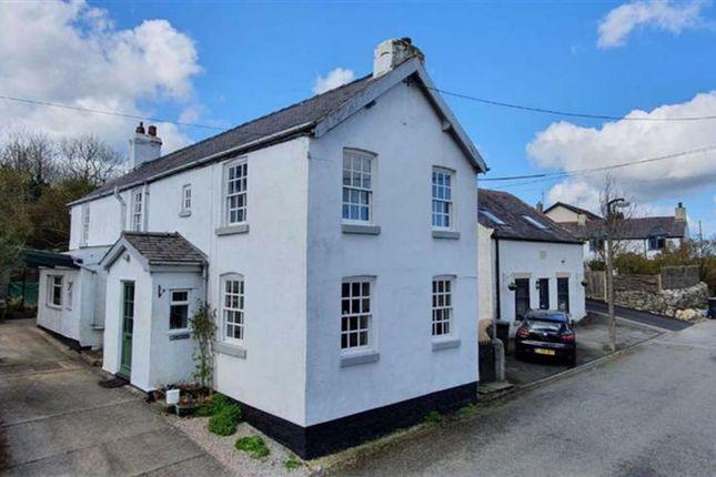 3 bed cottage for sale in Pen Y Fron Road, Pantymwyn, Flintshire CH7