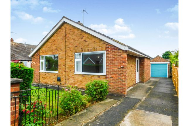 Thumbnail Detached bungalow for sale in Orchard Drive, Burton-Upon-Stather