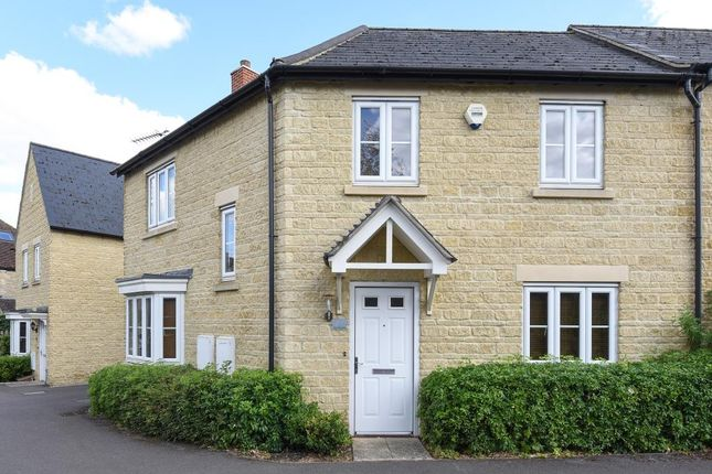 Thumbnail Semi-detached house to rent in Wenman Close, Witney