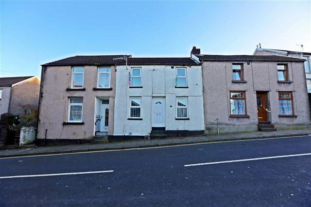 Thumbnail Terraced house for sale in Llantrisant Road, Graig, Pontypridd