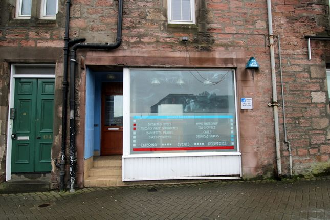 Retail premises for sale in Leasehold - Retail Unit, 13 Tomnahurich Street, Inverness