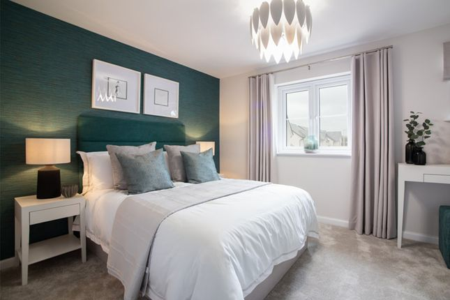 "Thumbnail End terrace house for sale in ""Coull"" at Frogston Road East, Edinburgh"