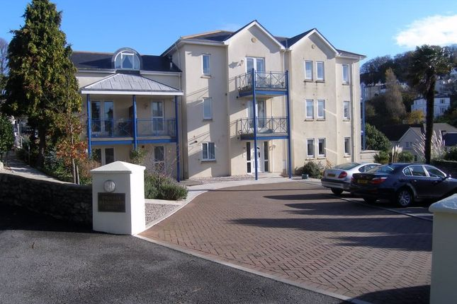 Thumbnail Flat to rent in Collaton House, Old Torwood Road, Torquay