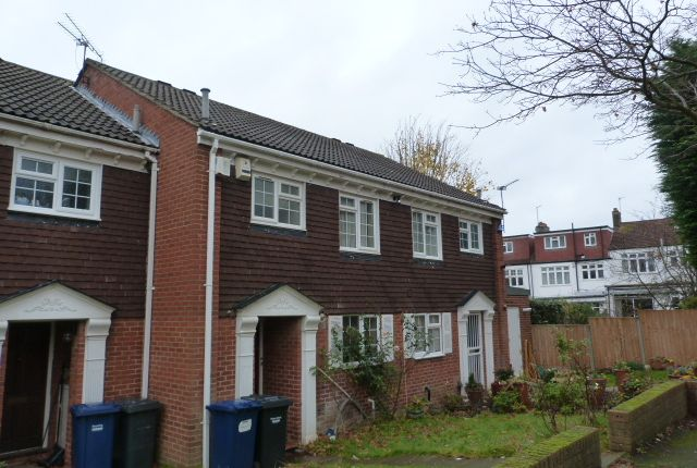 Terraced house to rent in Mossborough Close, North Finchley
