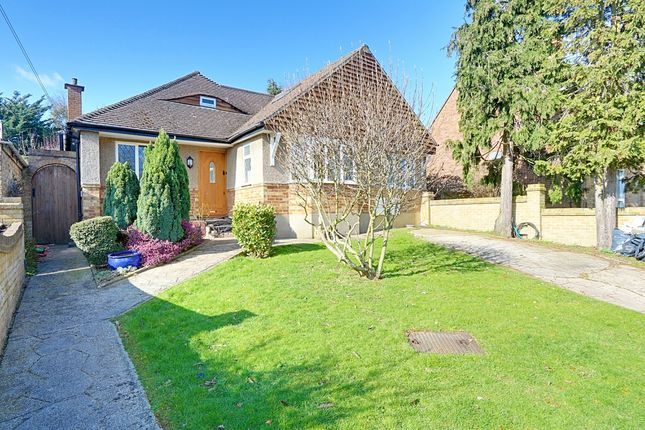 Thumbnail Detached bungalow for sale in Burford Close, Ickenham