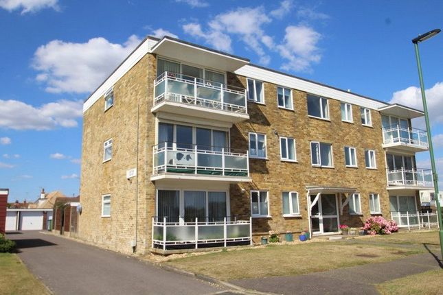 Thumbnail Flat to rent in Overstrand Avenue, Rustington, Littlehampton, West Sussex