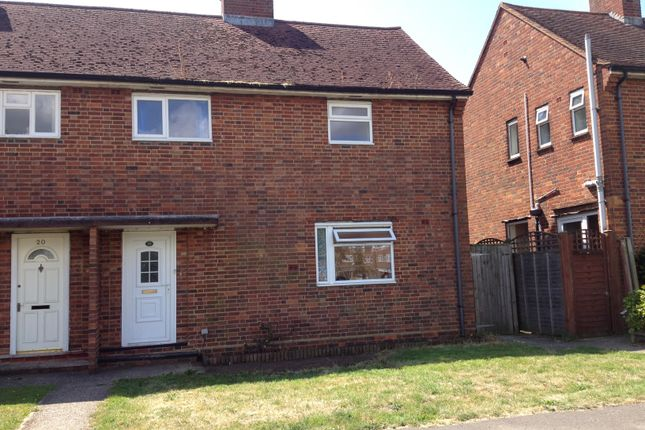 Thumbnail Property to rent in Hay Road, Chichester