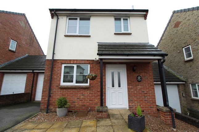 Thumbnail Semi-detached house to rent in Boxfield Road, Axminster